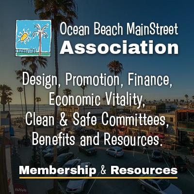 Ocean Beach MainStreet Association Membership & Resources