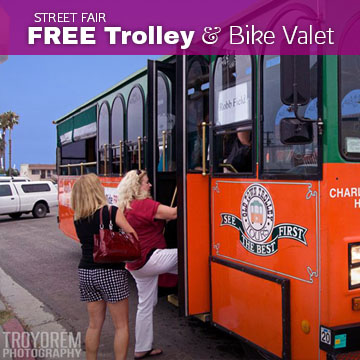 Trolley and Bike Valet