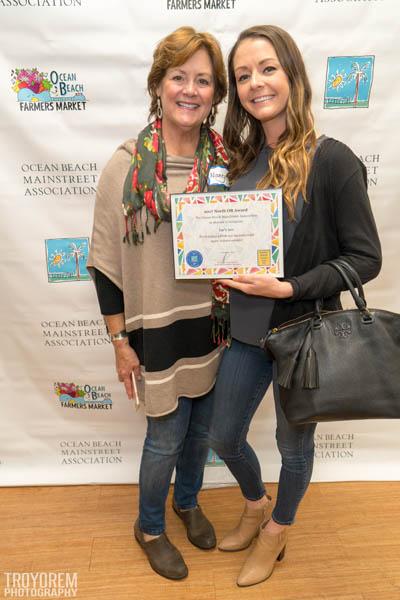 Ocean Beach News Article: OBMA People's Choice Awards
