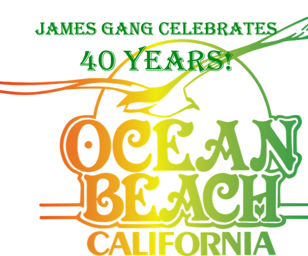 40th Anniversary Blowout Sale at James Gang