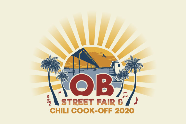 Ocean Beach News Article: Save the Date - Ocean Beach Street Fair & Chili Cook-Off