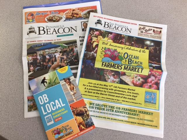 Don't Miss Today's Peninsula Beacon!!