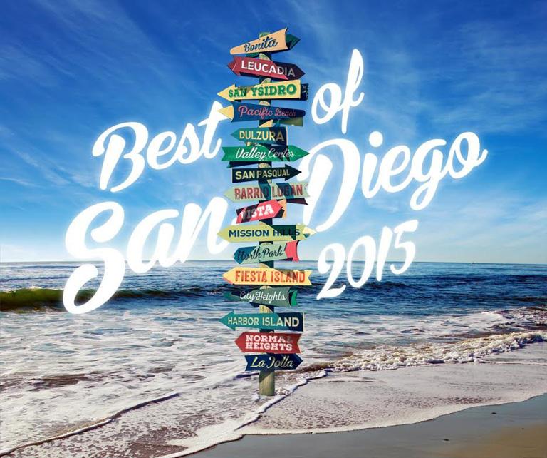 SD CityBeat Best of San Diego Winners
