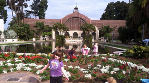 Garden Tour ~ Balboa Park Adopt-A-Plot Program