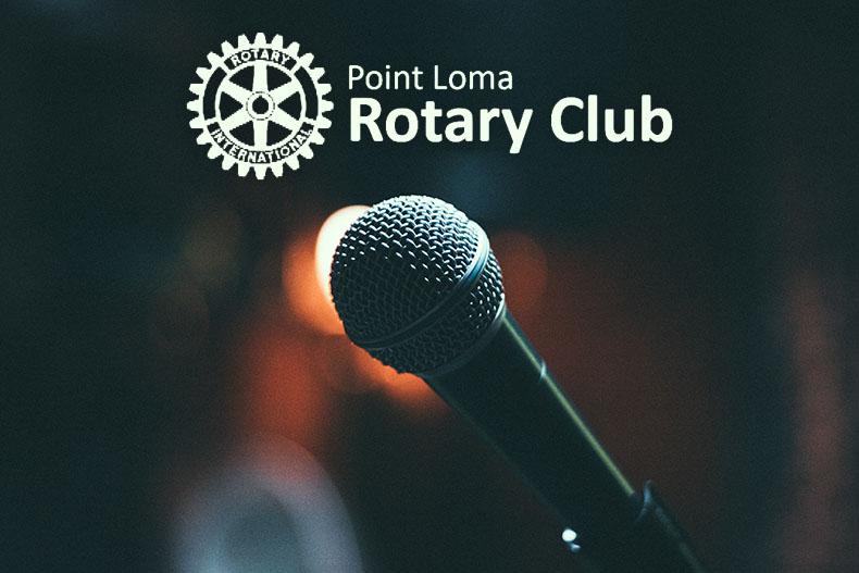 Ocean Beach News Article: PLRC 18th Annual Comedy Night (Point Loma Rotary Club)