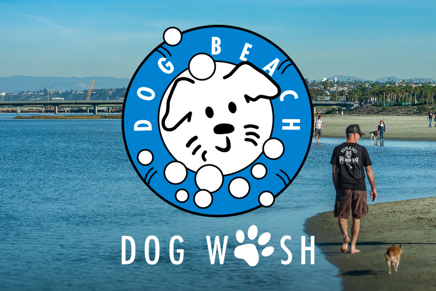 Ocean Beach News Article: Dog Beach Dog Wash is back open on Saturdays and Sundays!
