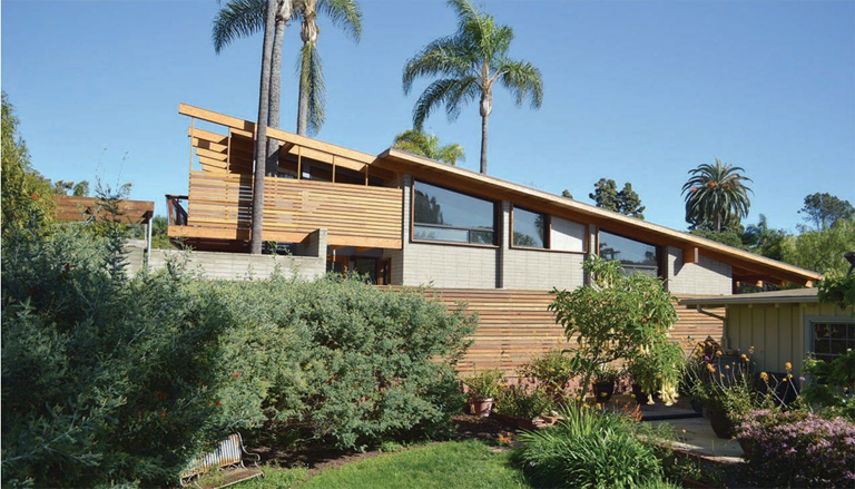 Steven Lombardi's El Dorado on Dwell San Diego Homes Tour