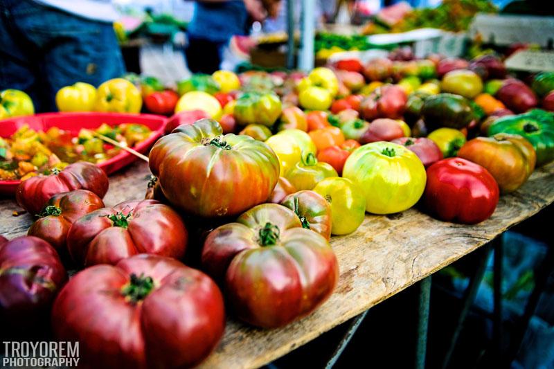 OB Farmers Market