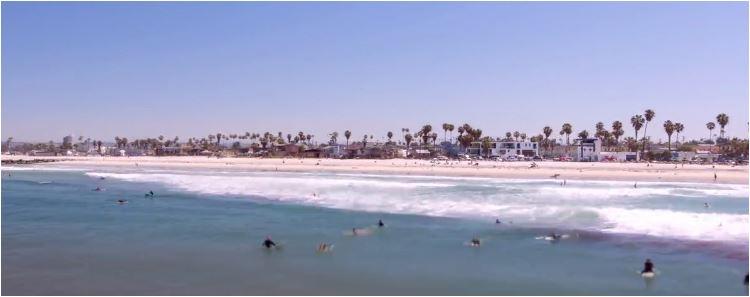 Ocean Beach Landmarks Featured in Video