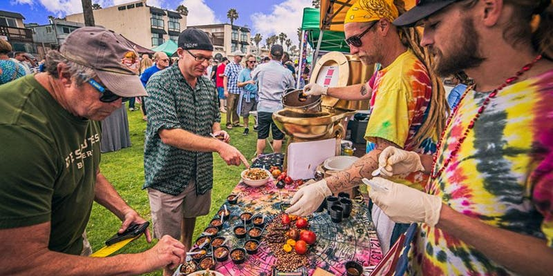 Ocean Beach News Article: New! Online Pre-sale Chili Cook-off Tickets