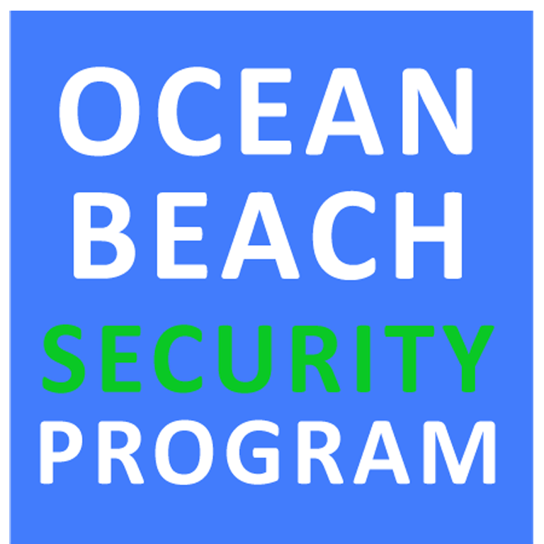 Ocean Beach Security Program