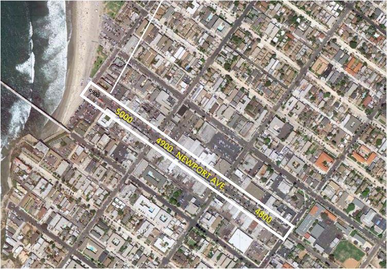 Request for Proposals for Newport Avenue Maintenance Assessment District