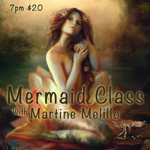Mermaid Class at Tree of Life