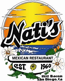 Nati's Mexican Restaurant Ocean Beach