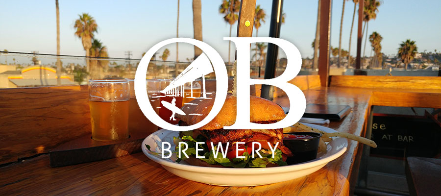 Ocean Beach News Article: The OB Brewery is open for take-out!