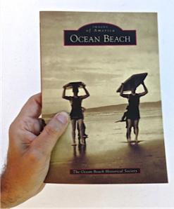 Ocean Beach Historical Society Book on Ocean Beach