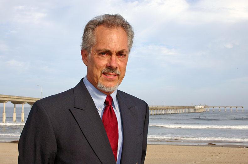 Ocean Beach News Article: Ocean Beach lawyer Robert Burns is practicing law during this pandemic