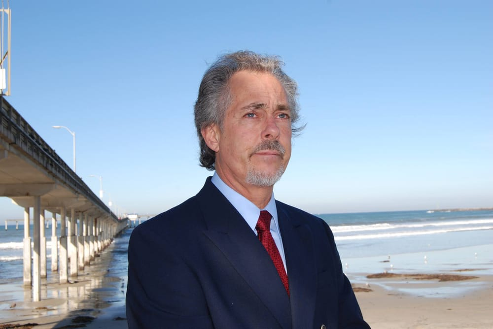Ocean Beach News Article: Ocean Beach lawyer Robert Burns