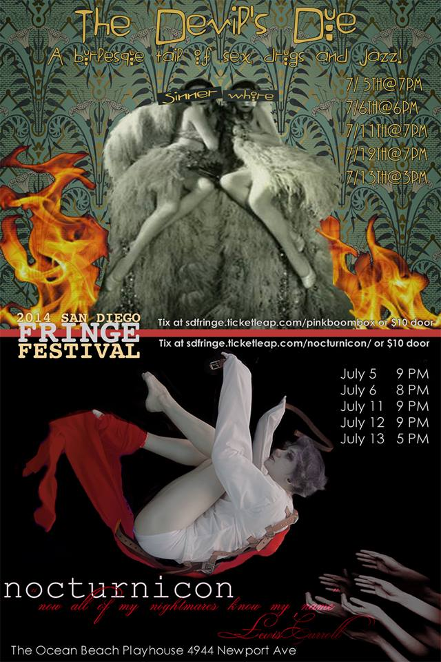 OB Playhouse welcomes SD Fringe Festival