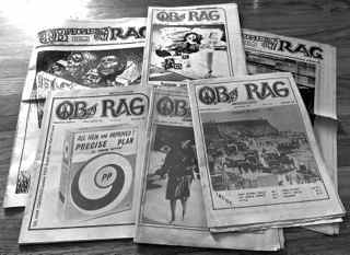 OB Historical Society presents: History of the OB Rag