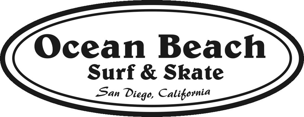 Ocean Beach Surf and Skate Natalie Thompson Art
