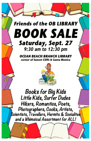 Friends of the Ocean Beach Library