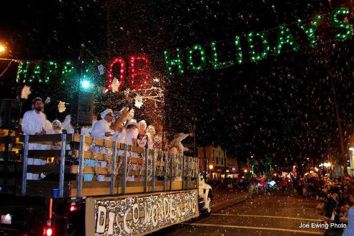 Ocean Beach News Article: OB Holiday Parade