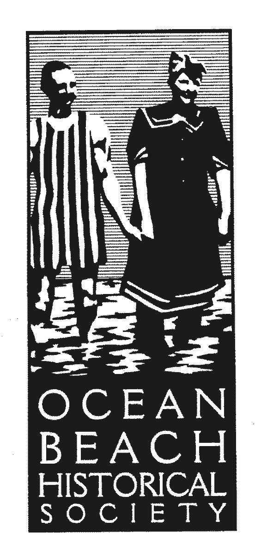 Ocean Beach Historical Society logo