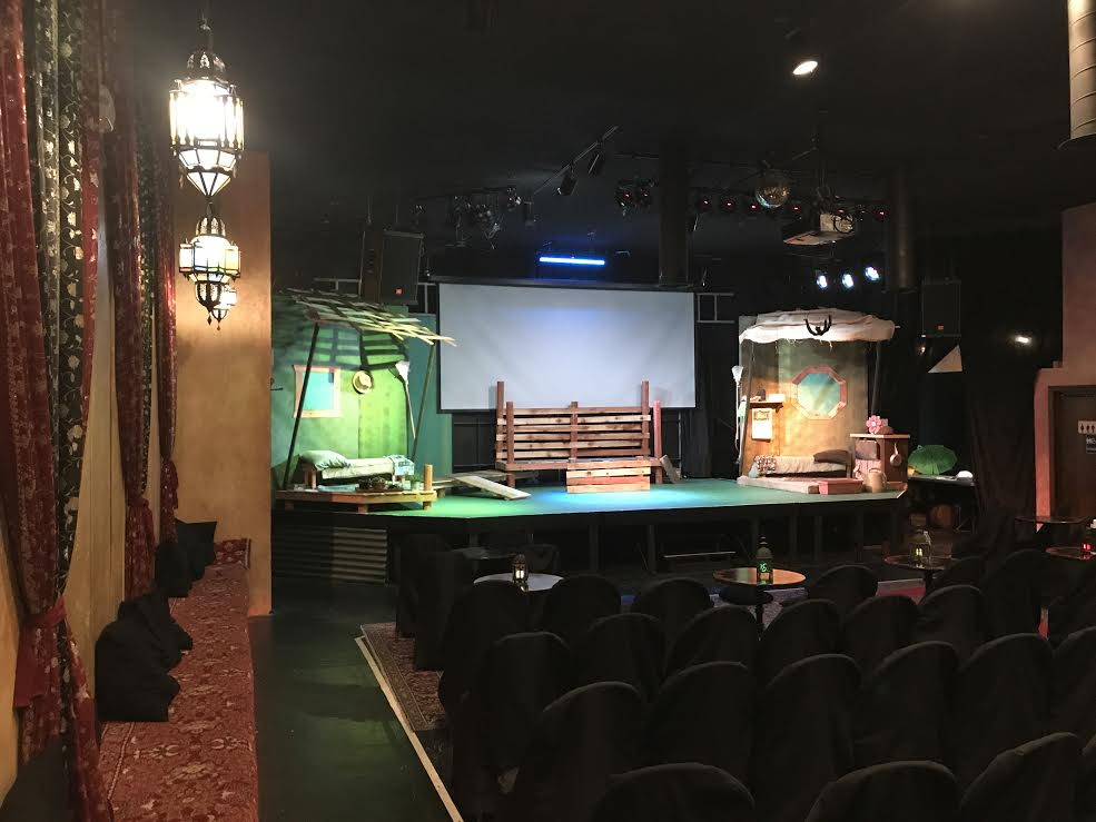 Haw Haw Honky Tonk Country Cabaret at OB Playhouse