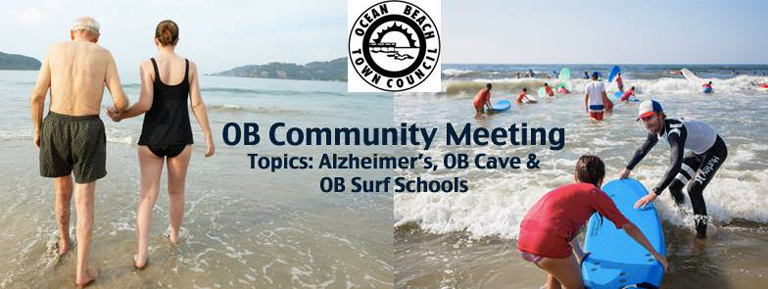 OB Town Council Community Meeting