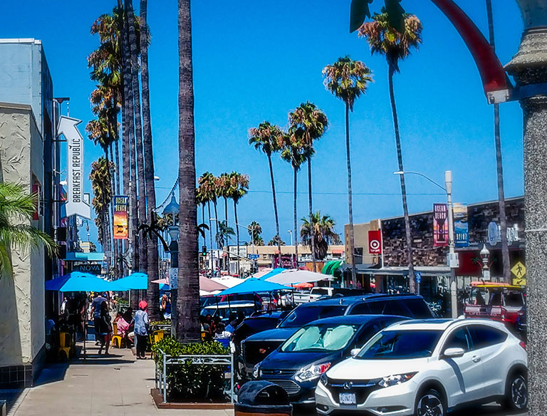 Ocean Beach News Article: The CLEAN in OBMA's Clean & Safe Program