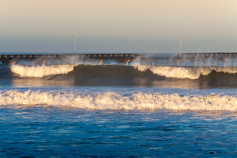 Ocean Beach News Article: Ocean Beach Pier Reopens