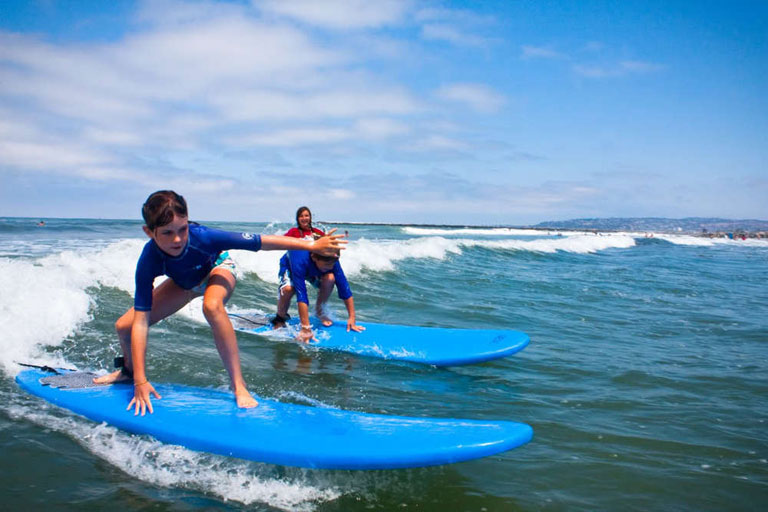 Ocean Experience Surf School Spring and Summer Camp