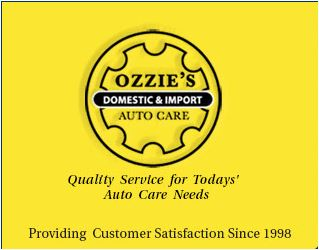 Current Specials at Ozzie's (June 2017)