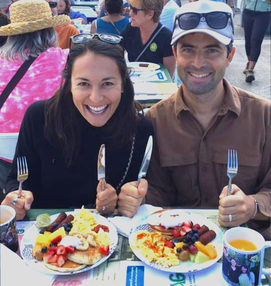 20th Annual Ob Pier Pancake Breakfast Ocean Beach