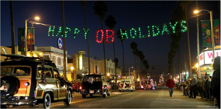 Applications Available for OB Holiday Parade
