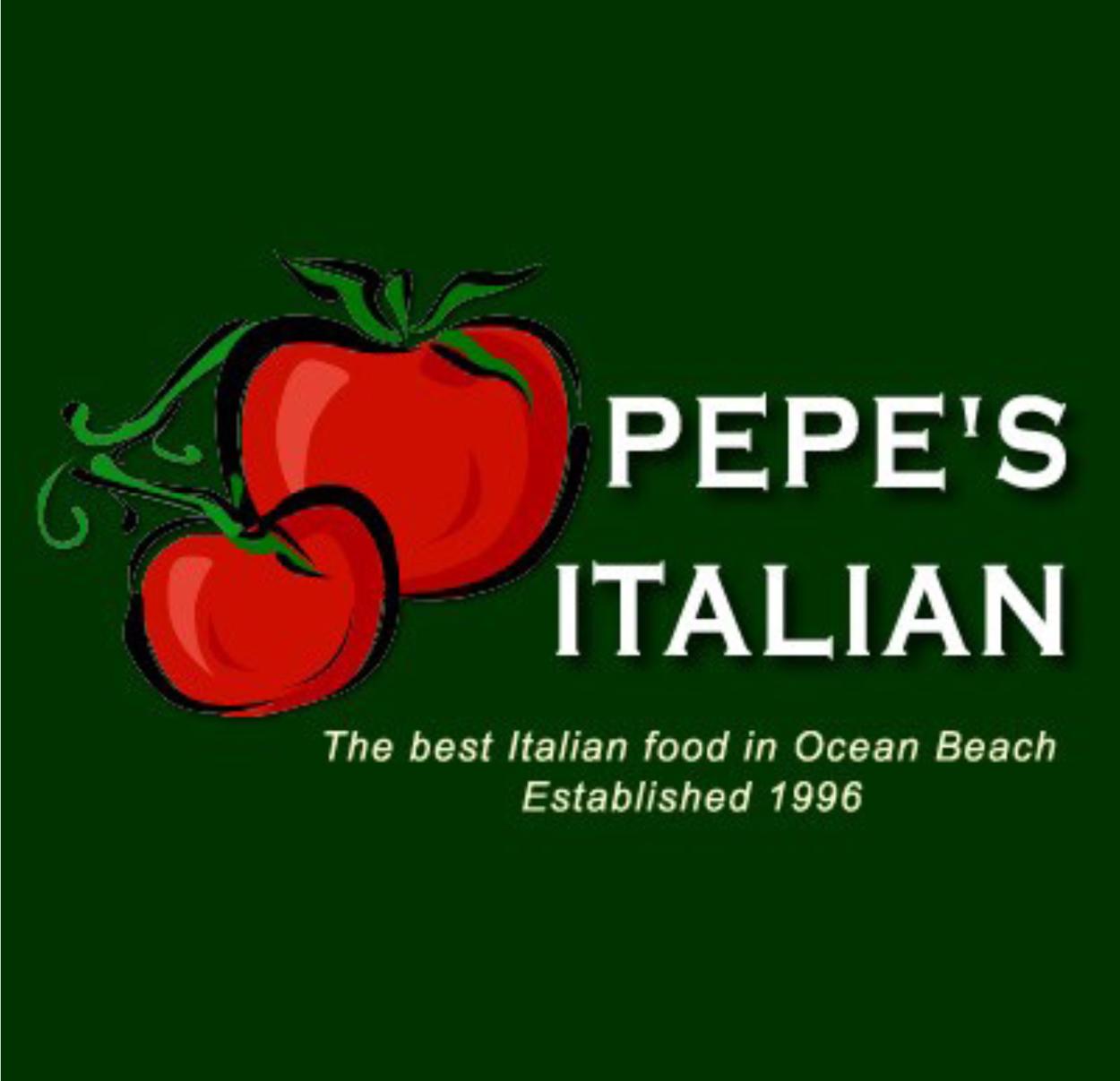 Pepe's Italian Ocean Beach