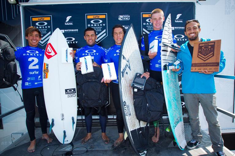 Point Loma High Surf Team