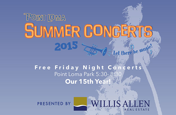 Point Loma Summer Concerts 2015