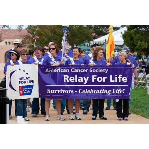 Relay for Life Ocean Beach Liberty Station