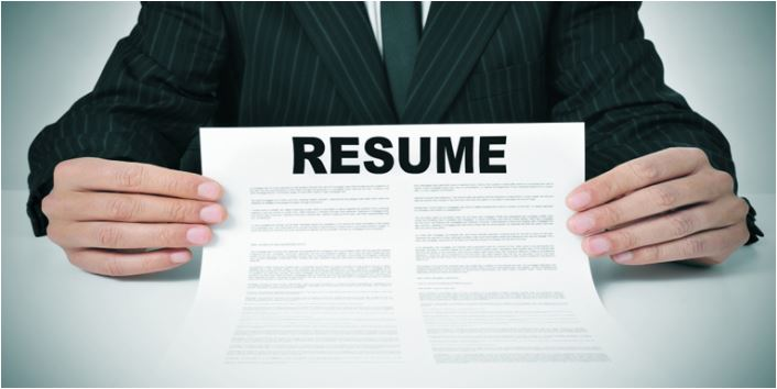 Build Your Resume at OB Library