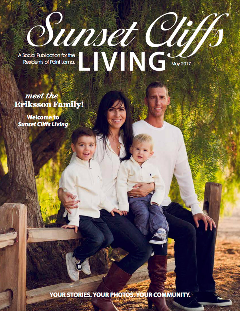 Introducing Sunset Cliffs Living Magazine