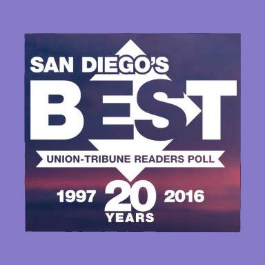 San Diego's Best 2016