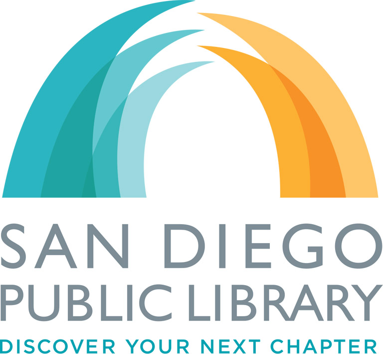 San Diego Public Library logo