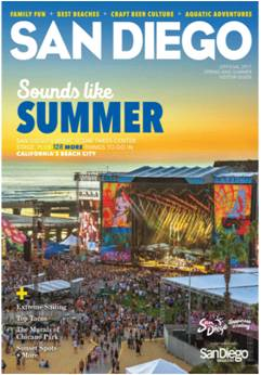Advertising Opportunity: San Diego Visitors Guide