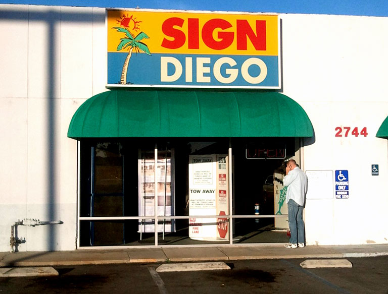 Congratulations Sign Diego