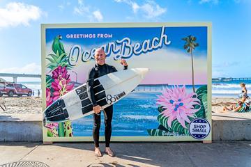 Ocean Beach News Article: Shop Small OB Portraits are ready!