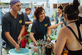 Ocean Beach News Article: Thank You OB Street Fair Volunteers!