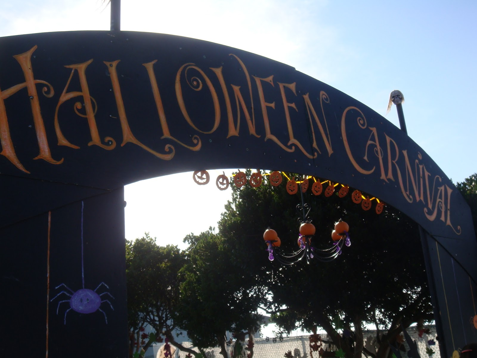 Sunset View Elementary Halloween Carnival