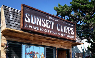 New Makeover at Sunset Clipps